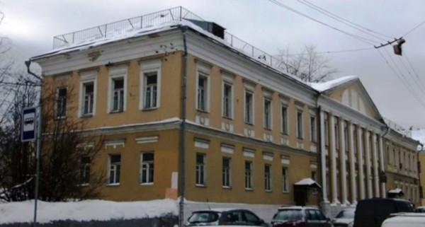 В  Москвы в главном доме усадьбы Головиных остановили незаконные работы. 14887.jpeg