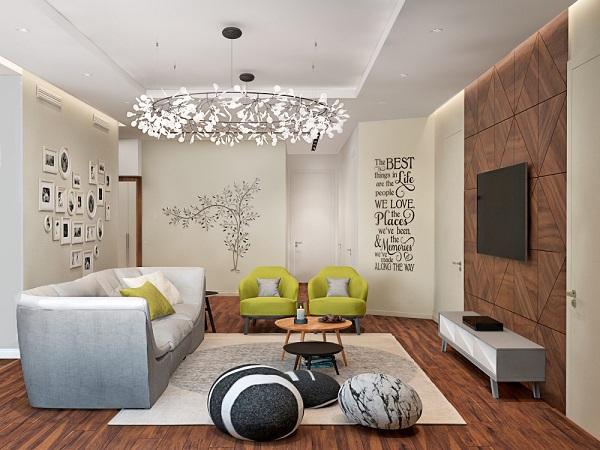 Дизайн ТВ-зоны в гостиной, кухне и спальной комнате. 15914.jpeg