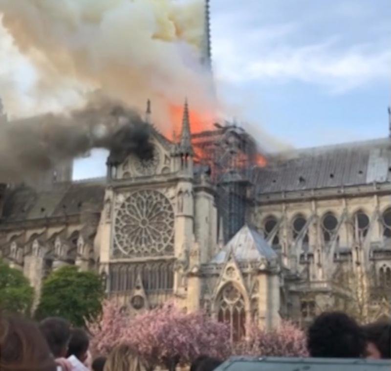 Министр культуры Франции заявил, что Нотр-Дам почти полностью спасен. 15933.jpeg