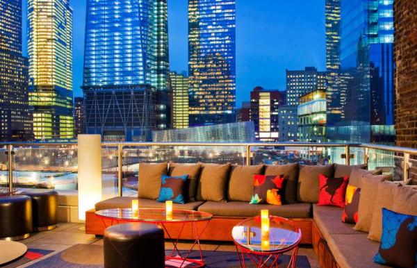 В Нью-Йорке пентхаус на 55-м этаже выставлен на продажу за $27 млн. 14936.jpeg
