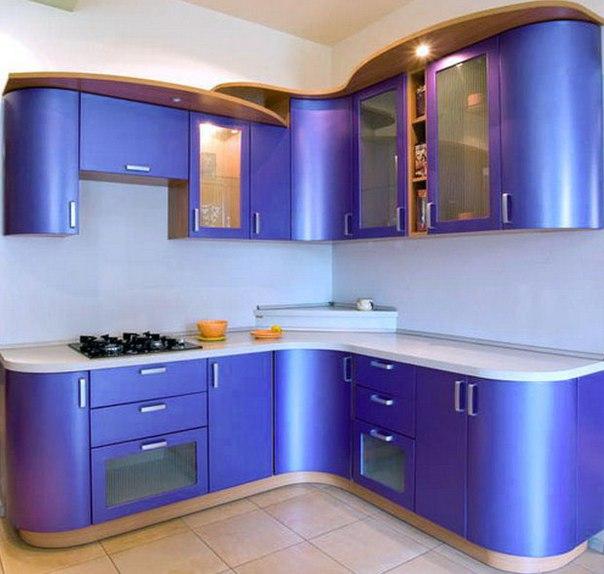 Улучшаем интерьер кухни 6 кв м: полезные советы