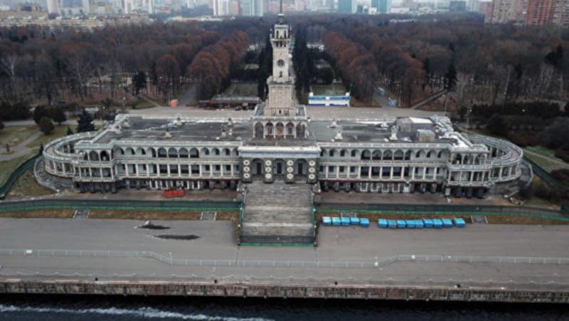Власти Москвы ищут реставратора Северного речного вокзала за 1,3 млрд руб. дом, здание, речной вокзал, реставрация, Москва