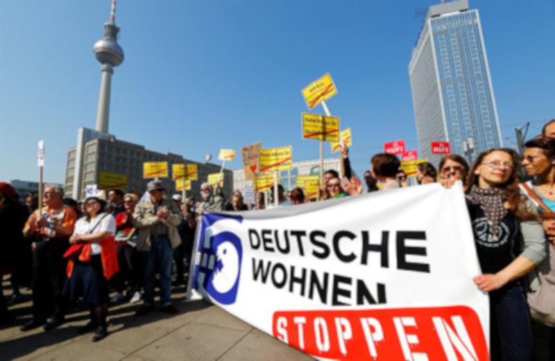 В Германии назрел жилищный кризис. дом, квартира, жилье, аренда, Берлин, Германия