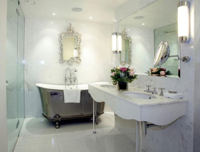 5 креативных идей, которые помогут вам улучшить ванную комнату без ремонта. 13984.jpeg