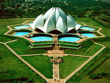Десять самых необычных зданий мира