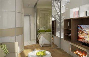Как увеличить пространство в маленькой квартире?