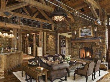 Дом в баварском стиле: уют и высокие технологии