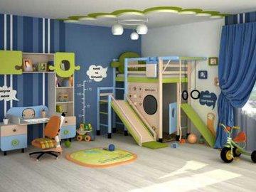 Дизайн детской комнаты: пошаговая инструкция