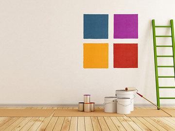 Как выбрать цветовые гаммы для помещений при ремонте