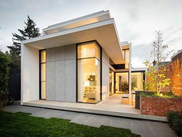 Девять тенденций в дизайне частных домов