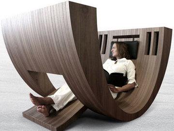 10 невероятных предметов мебели будущего