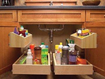 Советы для организации пространства на маленькой кухне