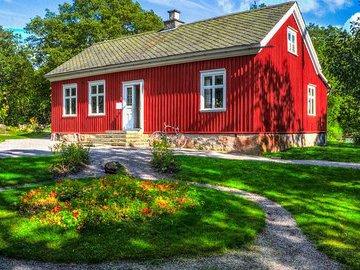 В Швеции выставили на продажу деревню-курорт