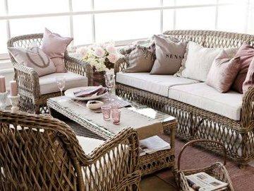 Плетеная мебель - вчера и сегодня