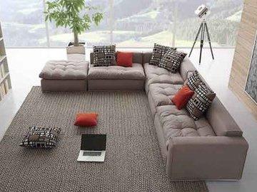 Советы по выбору мягкой мебели для гостиной