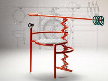 Китайский дизайнер разработал стулья для микродвижений
