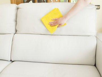 Экономим на чистке мягкой мебели