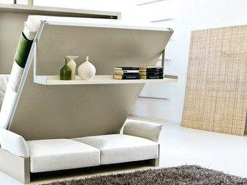 Мебельные трансформеры: новая находка в интерьере