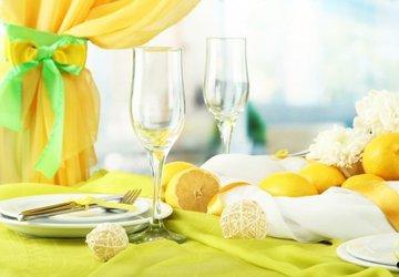 Весенняя сервировка стола: девять основных принципов