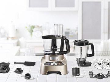 ТОП-3 моделей кухонных комбайнов