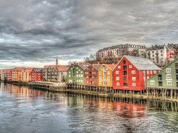В Норвегии выросли цены на недвижимость