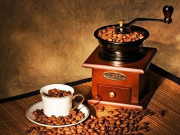 Выбираем кофемолку