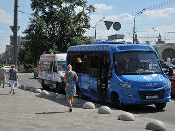 В Смольном объяснили повышение тарифов на проезд в петербургских маршрутках