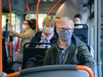 В московском транспорте будут проверять наличие масок у пассажиров