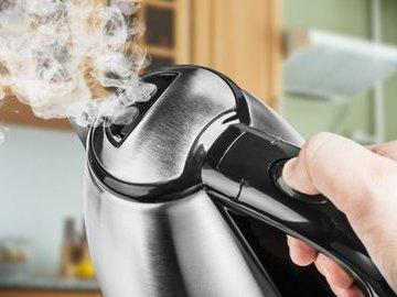 Как очистить чайник от накипи: четыре простых способа