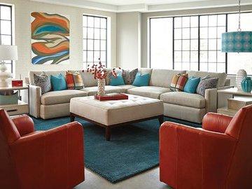 Современные тенденции дизайна мягкой мебели