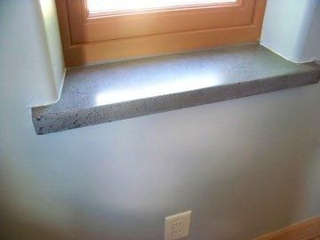 Подоконники: камень искусственный или натуральный