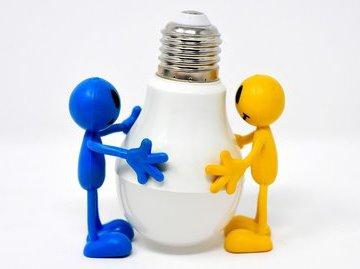 Лучшие энергосберегающие лампочки