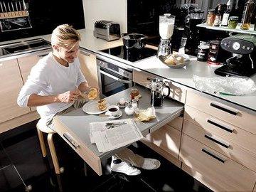 8 советов для увеличения пространства кухни