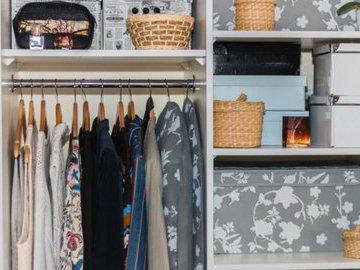Как увеличить вместимость шкафа: 10 лайфхаков