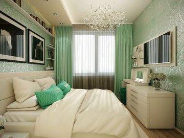 Обустраиваем маленькую спальню
