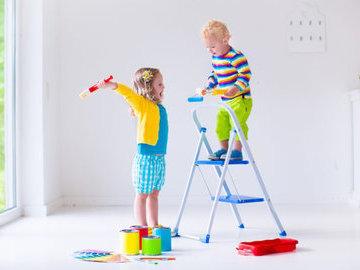 Пять главных ошибок при ремонте детской комнаты