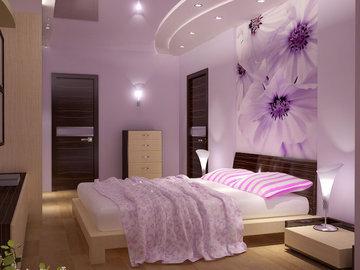 Основные правила оформления интерьера спальни