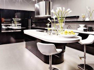 Что представляет собой модная кухня?