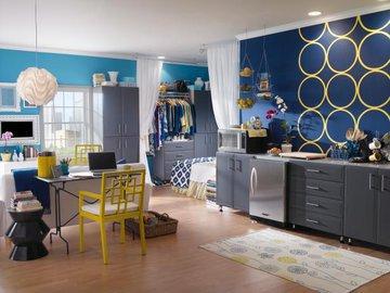 Шесть советов по увеличению пространства маленьких комнат