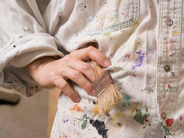 Что нужно, а чего нельзя делать при покраске квартиры