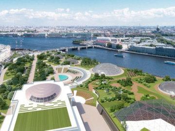 Жители Петербурга выбрали название для будущего арт-парка