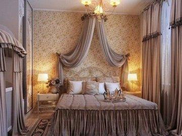 Текстиль для спальной комнаты: создаем идеальный интерьер