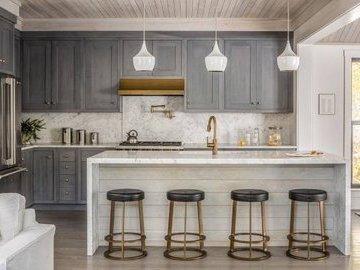 Как правильно оформить кухню в современном стиле