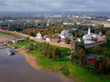 В Великом Новгороде создадут археологический парк