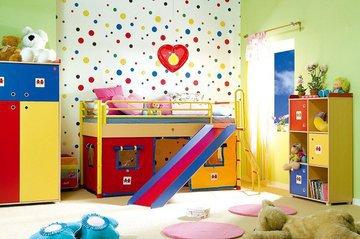 Типичные ошибки при оформлении детской комнаты