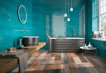 Противоскользящие напольные покрытия для ванной комнаты