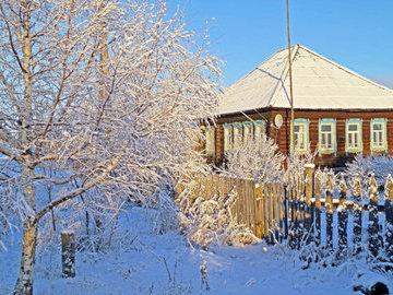 В деревне Перхово три дня нет отопления
