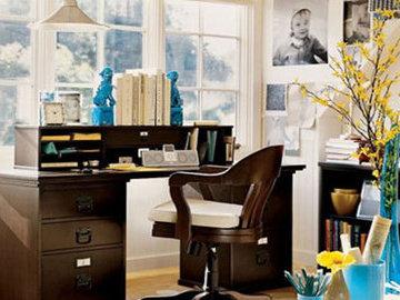 Дизайнерские идеи создания домашнего офиса (часть 1)