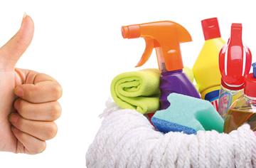 Уборка - это не трудно!