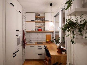 Как сделать функциональной маленькую кухню